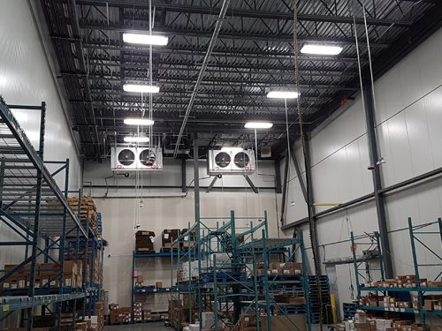Refrigerated Warehouse Projects - Parsons Refrigeration